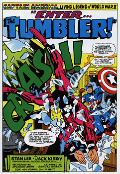 Enter the Tumbler spash page