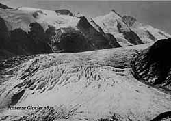 Pasterze Glacier, Austria, 1875