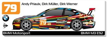 BMW M3 Art Car